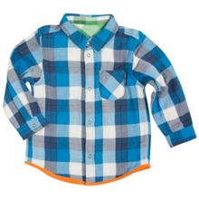 Polarn O. Pyret Boys Reversible Shirt