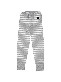 Kids Striped Leggings