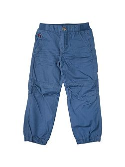Kids Cotton Cargo Trousers