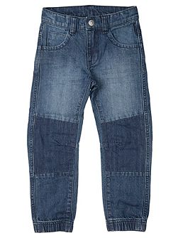 Kids Patch Jeans