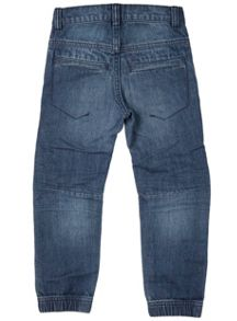 Polarn O. Pyret Kids Patch Jeans