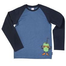 Polarn O. Pyret Boys Print Top