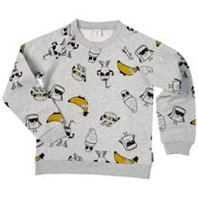 Polarn O. Pyret Kids Cartoon Sweatshirt