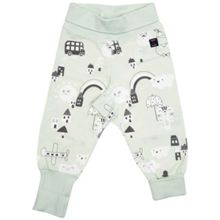 Polarn O. Pyret Babies City Print Trousers