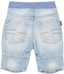 Polarn O. Pyret Baby Denim Shorts