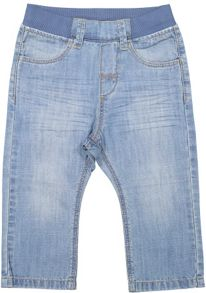 Polarn O. Pyret Baby Lightweight Denim Trousers