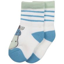 Polarn O. Pyret Babies Cat Print Socks