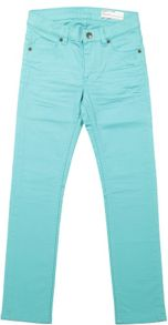 Polarn O. Pyret Kids Slim Fit Coloured Jeans