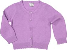 Polarn O. Pyret Baby Girls Pointelle Cardigan