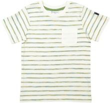 Polarn O. Pyret Kids Patch Pocket T-Shirt
