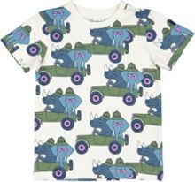 Polarn O. Pyret Baby Safari T-Shirt