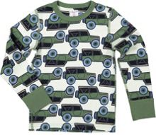 Polarn O. Pyret Boys Safari Print Top