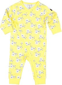Polarn O. Pyret Baby Leopard Print All-in-one