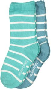 Polarn O. Pyret Kids Striped Socks