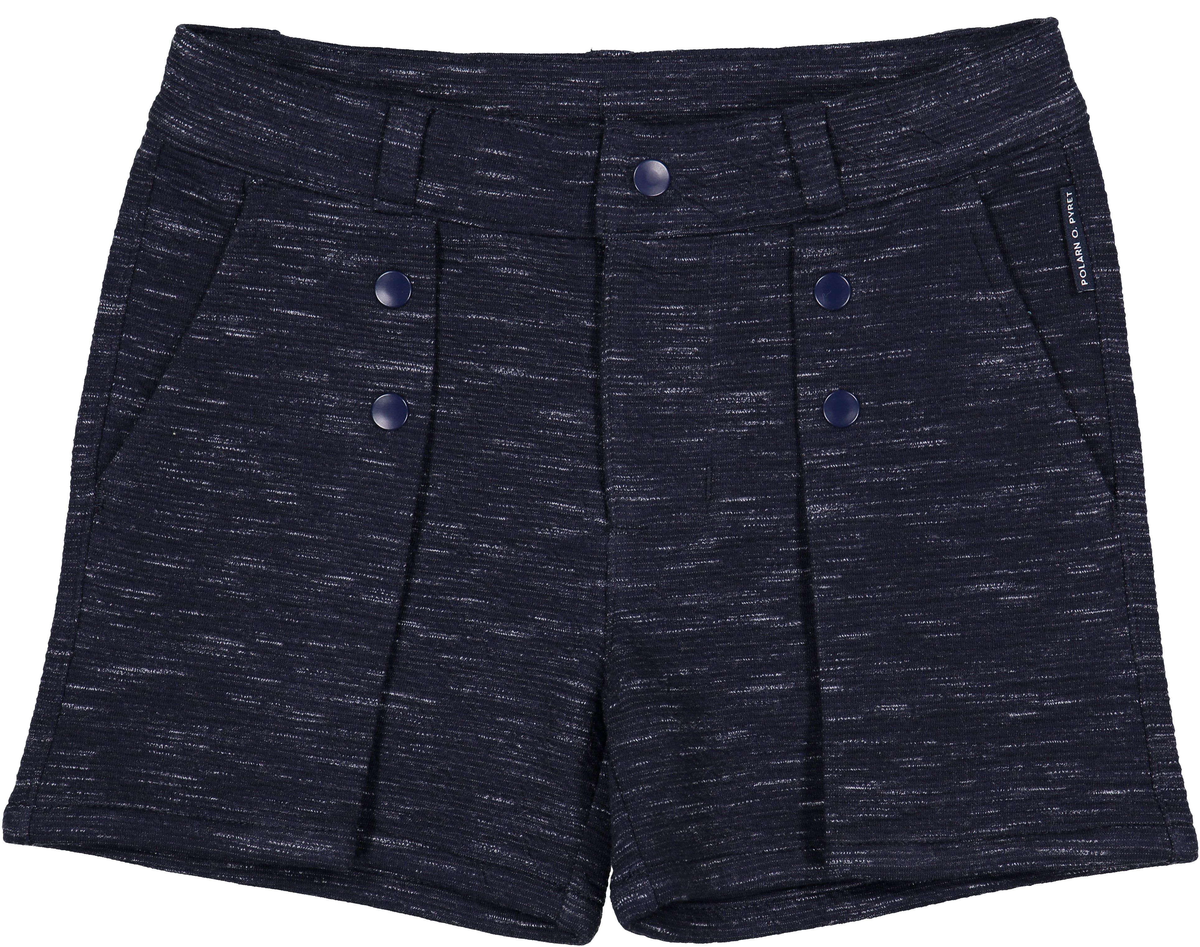 Click to view product details and reviews for Polarn O Pyret Kids Smart Shorts Sapphire Blue.