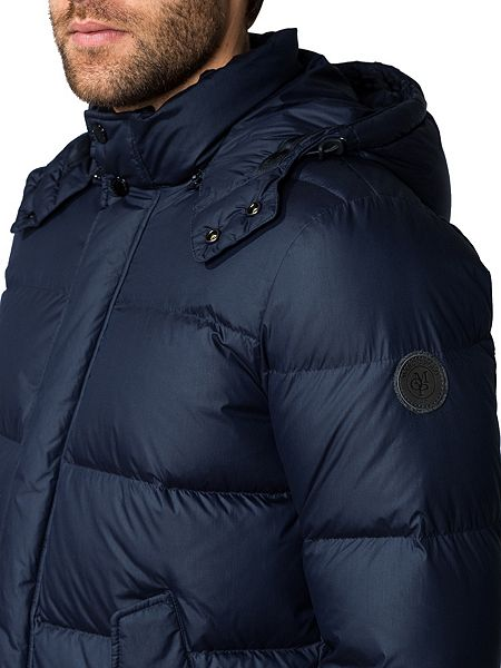 marc o 39 polo down jacket with detachable hood house of fraser. Black Bedroom Furniture Sets. Home Design Ideas
