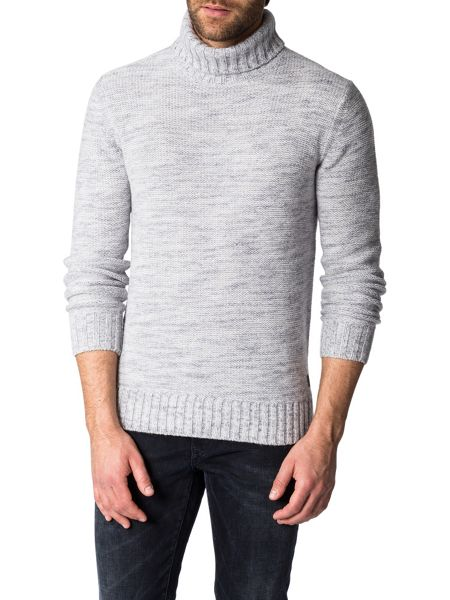 Marc O'Polo Knitted sweater with virgin wool