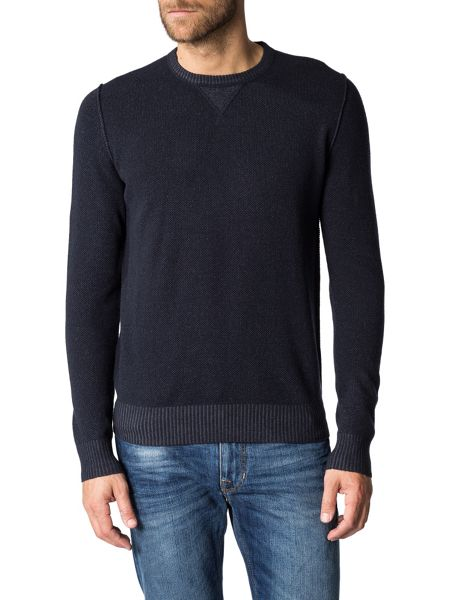 Marc O'Polo Sweater with lambswool and cotton