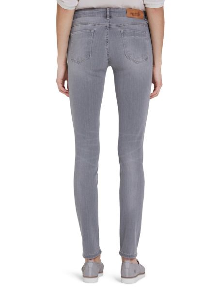 Marc O'Polo Alby Pin Jeans In Dolphins Wash