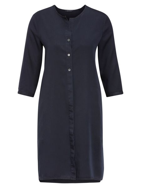 Marc O'Polo Sporty Dress In Pure Lyocell