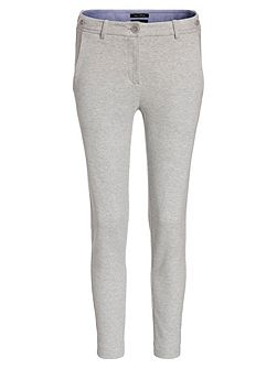 Sweat Pants In A Chino-Style