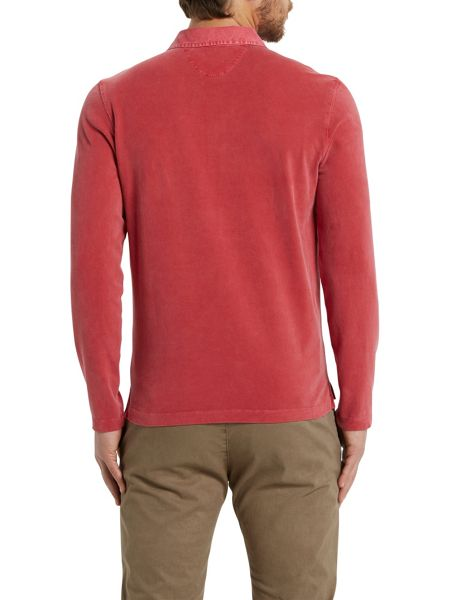 Marc O'Polo Long-sleeved polo shirt