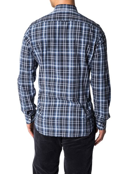 Marc O'Polo Long-sleeved shirt in check pattern