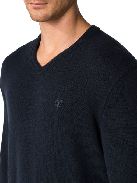 Marc O'Polo Knitted sweater in pure new wool
