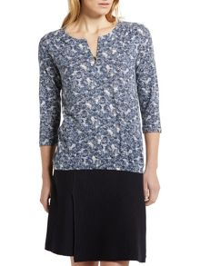 Marc O'Polo Tunic Blouse Cotton-Modal Mix