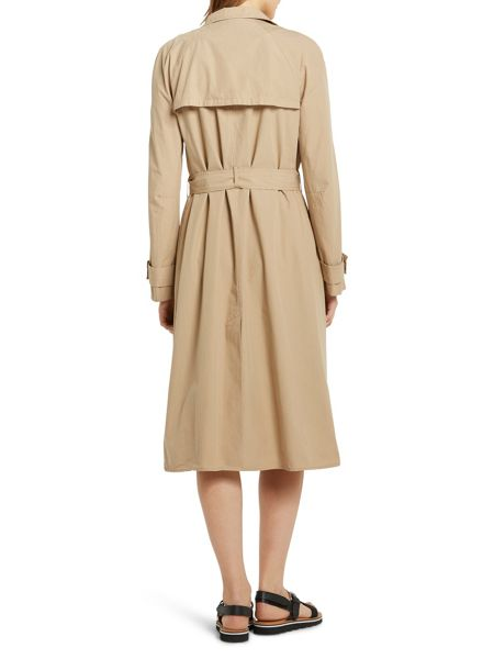 Marc O'Polo Trench Coat In Classic Style
