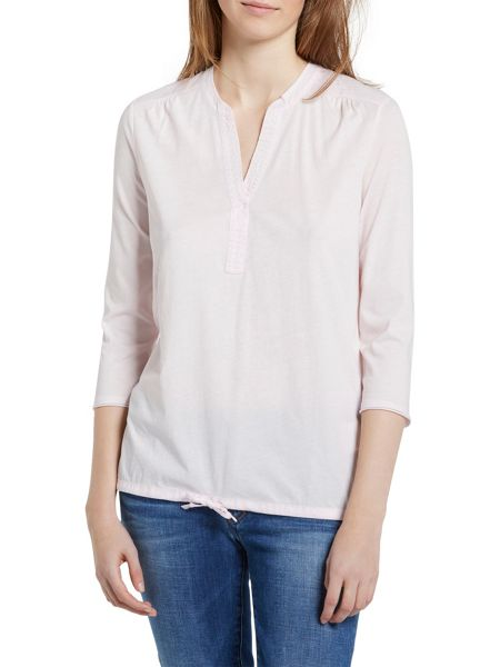 Marc O'Polo T-Shirt In Tunic Style