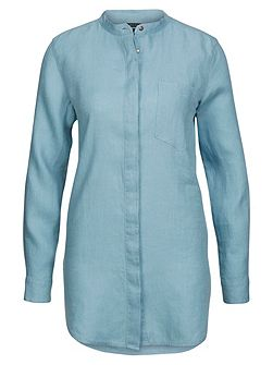 Blouse In Pure Linen