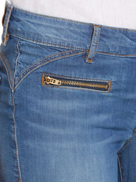 Marc O'Polo Alby Turn Jeans In Summer Denim