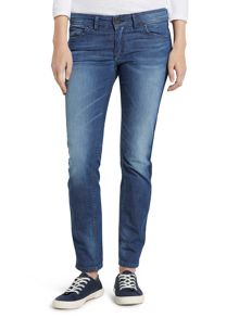 Marc O'Polo Skara Cropped Jeans In Cotton Blend