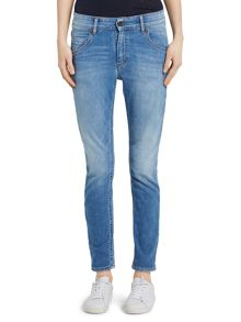 Marc O'Polo Jeans - Theda Left-Hand Twill Denim