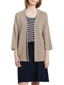 Marc O'Polo Cardigan With 3/4 Sleeves