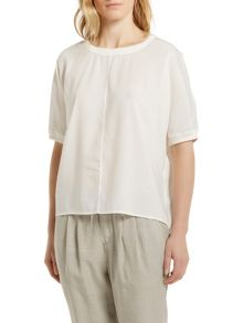 Marc O'Polo Shirt-Blouse In O-Shape