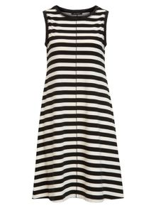 Marc O'Polo Jersey Dress Striped Pattern