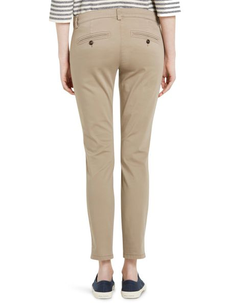 Marc O'Polo Laxa Casual Trousers Sateen Stretch