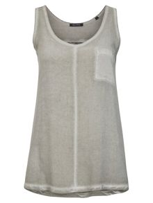 Marc O'Polo Tank Top In Pure Viscose