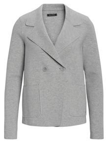 Marc O'Polo Pea Coat Double-Knit Sweat