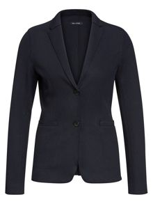 Marc O'Polo Jersey Blazer Trench Coat Style