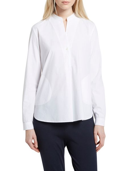 Marc O'Polo Blouse In Tunic Style