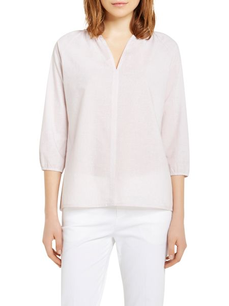 Marc O'Polo Blouse In Pure Cotton