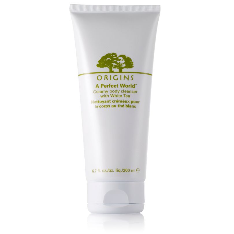Origins A Perfect World Creamy Body Cleanser 200ml