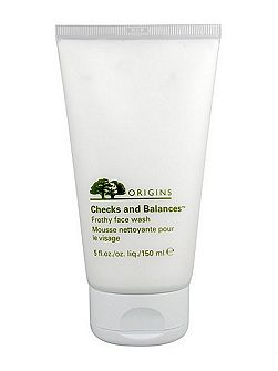 Checks and Balances Frothy Face Wash 150ml