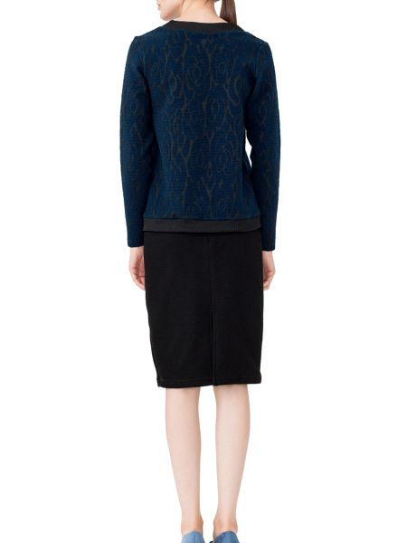 MAIOCCI Collection Boxy Fit Sweater