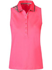 Rohnisch Cissi Sleeveless Polo