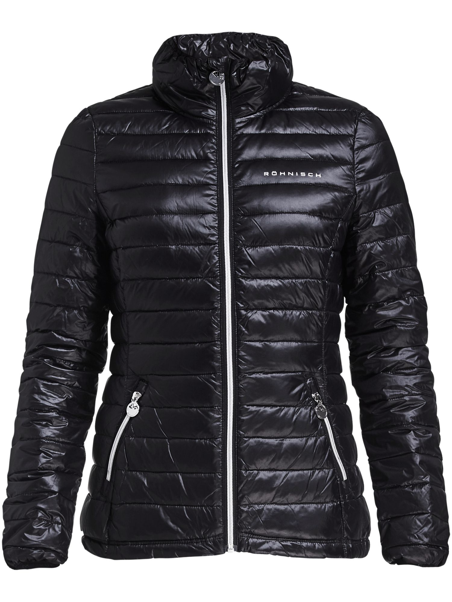 Rohnisch Light Down Jacket, Black