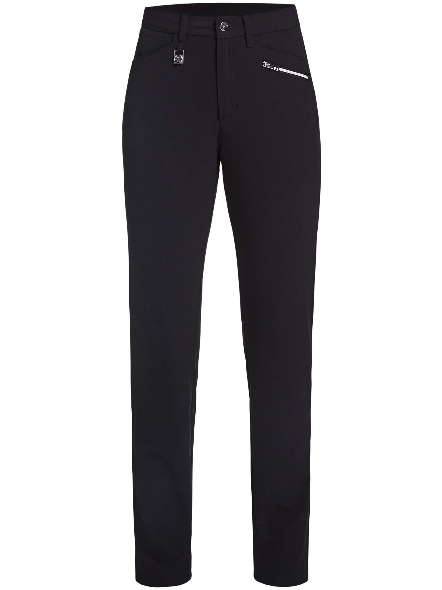Rohnisch Comfort Stretch Trouser, Black
